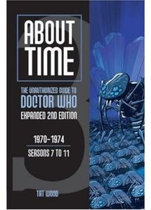[About Time: Volume 3: The Unauthorized Guide to Doctor Who (Product Image)]