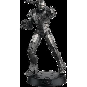 [Marvel Movie: 1:16 Scale Figurine Magazine: War Machine (Product Image)]