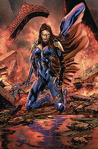[Belle: Oath Of Thorns #6 (Cover A Vitorino) (Product Image)]