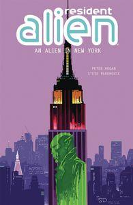 [Resident Alien: Volume 5: An Alien In New York (Product Image)]