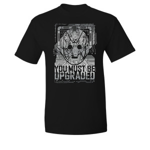 [Doctor Who: T-Shirt: Cybermen Upgrade! (Product Image)]