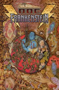 [Doc Frankenstein: Post Modern Prometheus (Hardcover) (Product Image)]