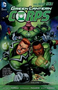 [Green Lantern Corps: Volume 1: Fearsome (Product Image)]