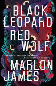 [Dark Star Trilogy: Book 1: Black Leopard, Red Wolf (Hardcover) (Product Image)]