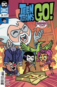 [Teen Titans Go #34 (Product Image)]