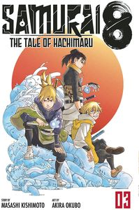 [Samurai 8: Tale Of Hachimaru: Volume 3 (Product Image)]
