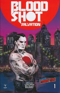 [Bloodshot: Salvation #1 (NYCC Exclusive Variant) (Product Image)]