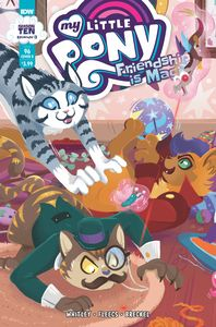 [My Little Pony: Friendship Is Magic #96 (Cover B Justasuta) (Product Image)]
