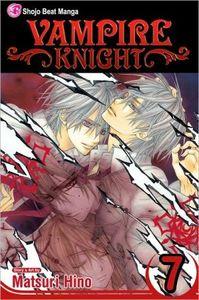 [Vampire Knight: Volume 7 (Product Image)]
