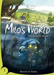 [Milo's World: Book 1: Land Under Lake (Product Image)]