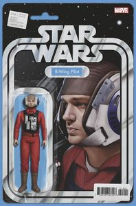 [Star Wars #14 (Christopher Action Figure Variant) (Product Image)]