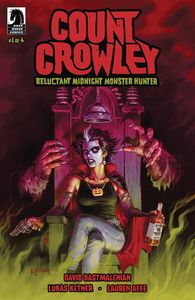 [Count Crowley: Reluctant Monster Hunter #1 (Product Image)]