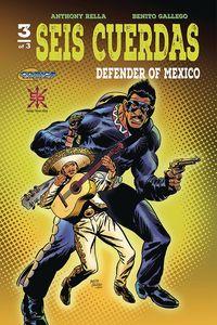 [Seis Cuerdas: Defender Of Mexico #3 (Product Image)]