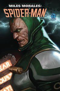 [Miles Morales: Spider-Man #1 (Djurdjevic Fantastic Four Villai) (Product Image)]