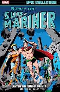 [Namor, The Sub-Mariner: Epic Collection: Enter Sub-Mariner (Product Image)]