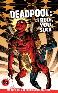 [Deadpool: All Killer No Filler Graphic Novel Collection #50 (Product Image)]