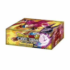 [Dragon Ball Super: Card Game: Gift Box 2 (Product Image)]