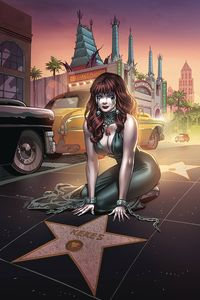 [Grimm Fairy Tales: Tales Of Terror: Volume 4 #13 (Cover C Ortiz) (Product Image)]