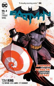 [Batman: Volume 9: The Tyrant Wing (Product Image)]
