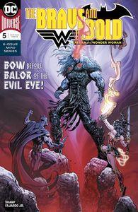 [Brave & The Bold: Batman & Wonder Woman #5 (Product Image)]