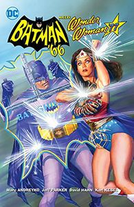 [Batman '66 Meets Wonder Woman '77 (Hardcover) (Product Image)]