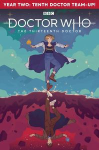 [Doctor Who: 13th Doctor: Season Two #2 (Cover A Templer) (Product Image)]