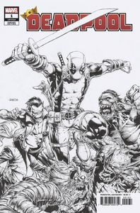 [Deadpool #1 (Finch Sketch Variant) (Product Image)]