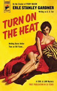 [Hard Case Crimes: Turn On The Heat (Product Image)]