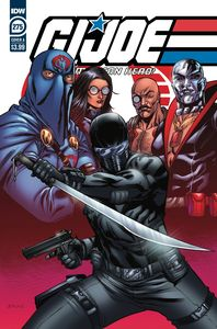 [GI Joe: A Real American Hero #275 (Cover A Atkins) (Product Image)]