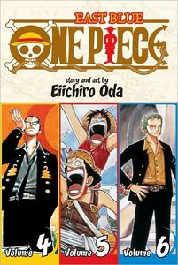 [One Piece: East Blue: 3-In-1 Edition: Volume 2 (Product Image)]