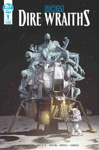 [Rom: Dire Wraiths #1 (Cover B Howell) (Product Image)]