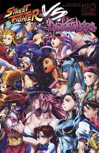 [Street Fighter Vs Darkstalkers #0 (Cover B Nanteau) (Product Image)]