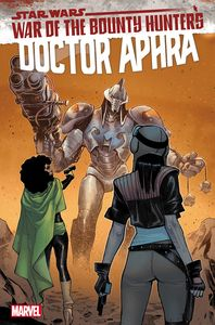[Star Wars: Doctor Aphra #11 (Wobh) (Product Image)]