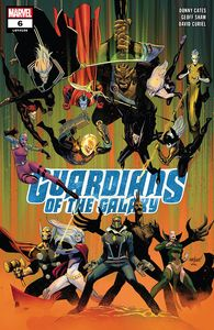 [Guardians Of The Galaxy #6 (Product Image)]