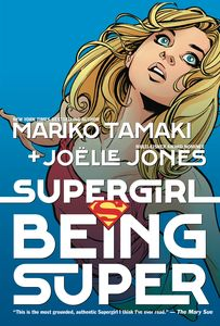 [Supergirl: Being Super (New Edition) (Product Image)]