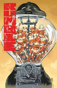 [Rumble #10 (Cover B Nixey & Stewart) (Product Image)]