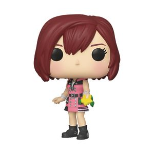 [Kingdom Hearts 3: Pop! Vinyl Figure: Kairi With Hood (Product Image)]