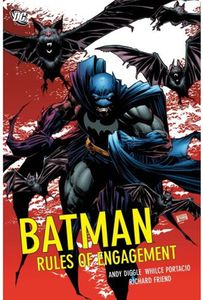 [Batman: Rules Of Engagement (Titan Edition - Hardcover) (Product Image)]
