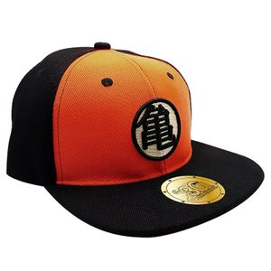 [Dragon Ball: Snapback: Kame Orange (Product Image)]