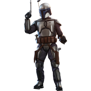 [Star Wars: Attack Of The Clone: Hot Toys Action Figure: Jango Fett (Product Image)]