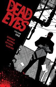 [Dead Eyes: Volume 1 (Forbidden Planet Exclusive Signed Mini Print Edition) (Product Image)]