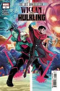 [The Last Annihilation: Wiccan & Hulking #1 (Product Image)]