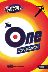 [Rick Veitch: The One (Hardcover) (Product Image)]