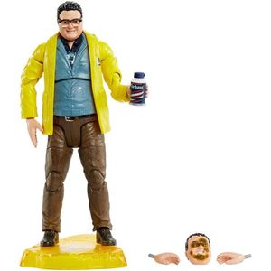 [Jurassic Park: Amber Collection Action Figure: Dennis Nedry (Product Image)]