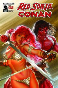 [Red Sonja/Conan #1 (Cover A Ross) (Product Image)]