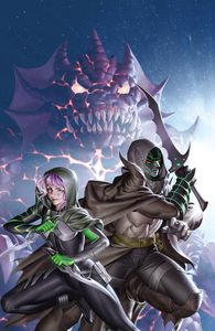 [Power Rangers Unlimited: Heir To Darkness #1 (Cover B Connecting Yoo) (Product Image)]