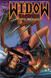 [Widow Archives: The Series #2 (Nude Cover Edition) (Product Image)]