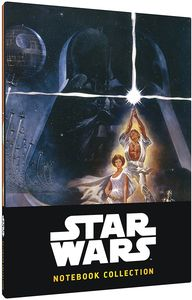 [Star Wars: A New Hope Notebook Collection (Product Image)]
