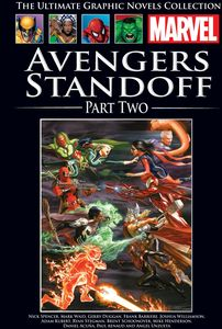 [Marvel Graphic Novel Collection: Volume 170: Avengers Stand-Off Part 2 (Product Image)]