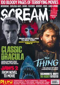 [Scream Magazine #57 (Product Image)]